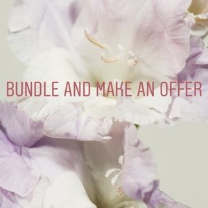 Bundle to save on shipping and get a great deal!!